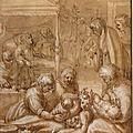 Dessiner la grandeur : le dessin à gênes à l'époque de la république
