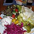 Recette legumes lactofermentés