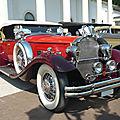 PACKARD Deluxe Eight 840 roadster 1931 Baden Baden (1)