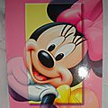 Minnie Mouse carte postale (1)