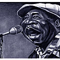 Muddy waters (crayon)