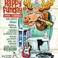 Affiche Sunday Happy Funday 19