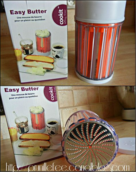 easy butter réduction