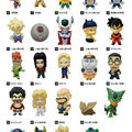 Dbz mini big head figures 3 : septembre 2008