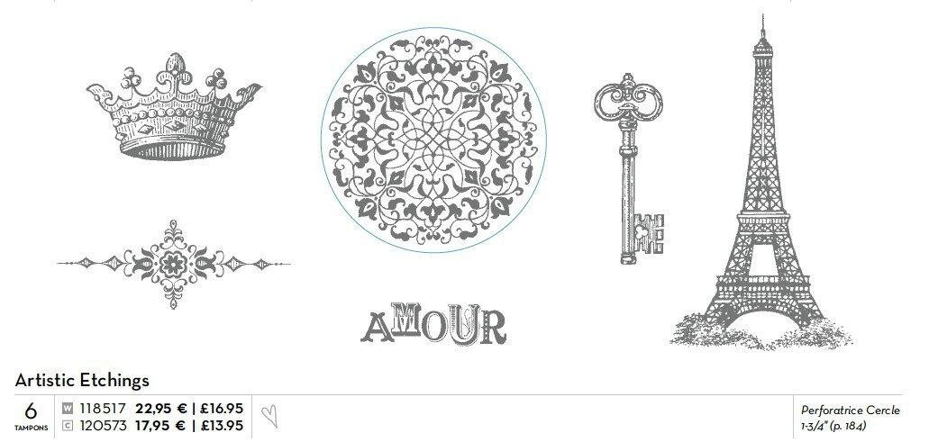p124 artistic etchings