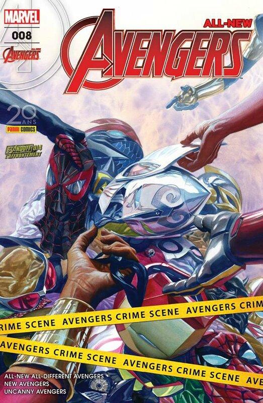 all new avengers 08
