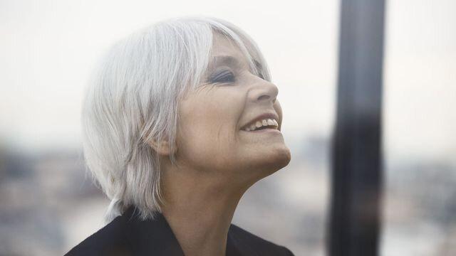 Françoise Hardy . 2018