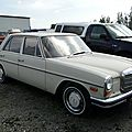 Mercedes benz 250 w114 berline 1968-1973