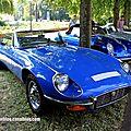 Jaguar Type E V12 convertible de 1973 (37ème Internationales Oldtimer Meeting de Baden-Baden) 01