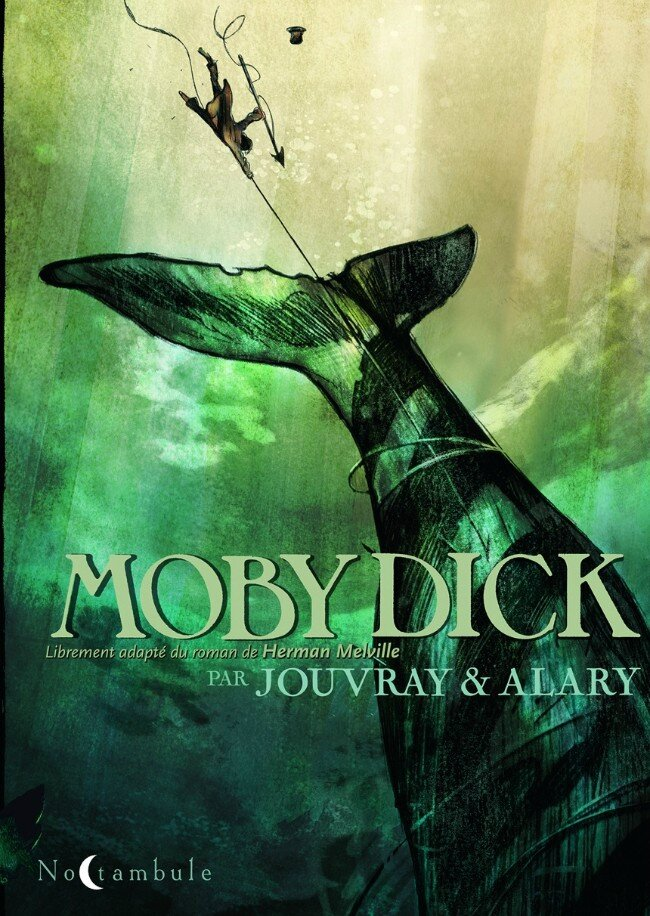 Moby Dick, Jouvray et Alary