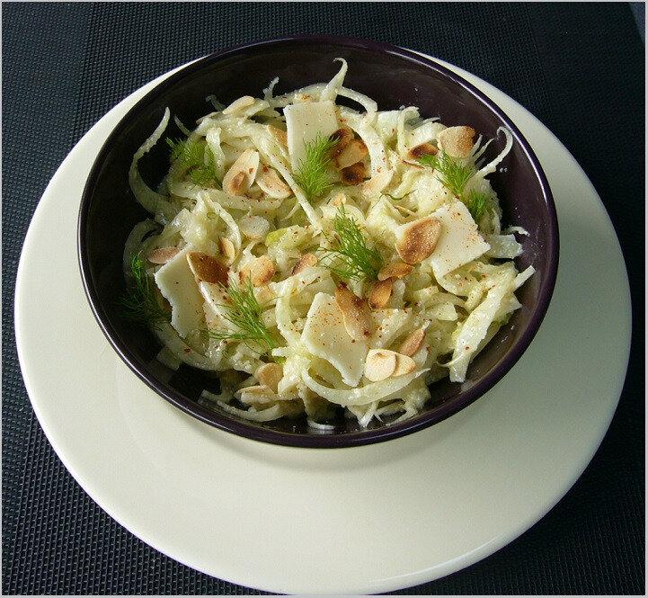 Fenouil sauce aux anchois