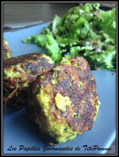 Boulettes de courgettes au curry-2