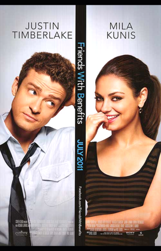 Friends with Benefits (8 Juillet 2013)
