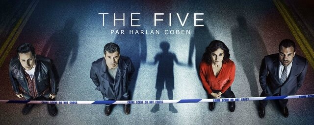the five affiche