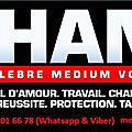 Voyance et protection du grand medium chango