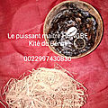Le savon magique de chance du maître marabout hongbe kitê du bénin