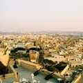 Malte / Gozo / Victoria / Vue de la citadelle