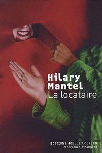La locataire - Hilary Mantel (Couverture)