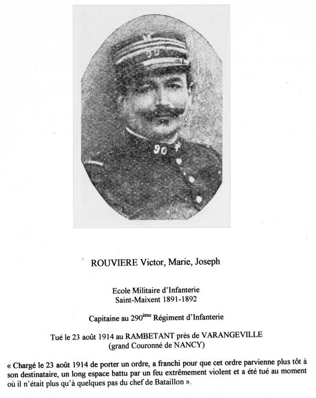ROUVIERE Victor