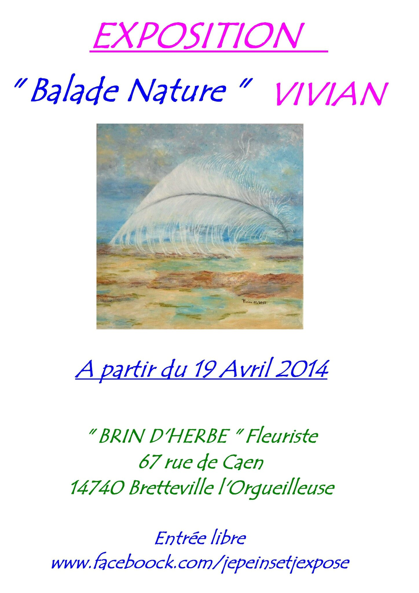 EXPOSITION !!!