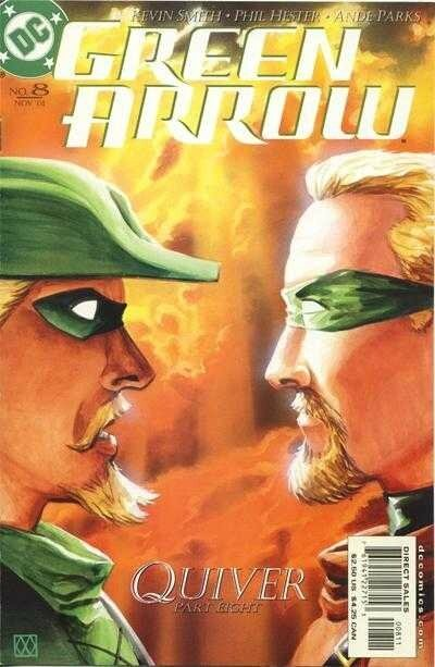 green arrow 08