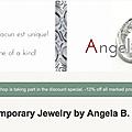 L'ange est là bijoux's online xmas special / prix givrés dawanda
