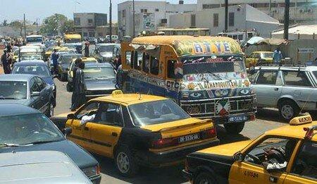 Embouteillage___Dakar