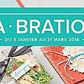 Promotion : sale a bration 2018