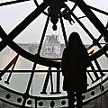 Horloge, cadran solaire