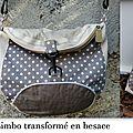Couture : les sacs en délire et lancement de limbo le nouveau modèlede sacôtin