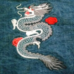 dragon impérial chinois