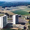 Bethoncourt, agglomération de Sochaux-Montbéliard