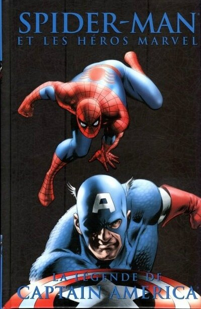spiderman et les héros marvel 09 captain america