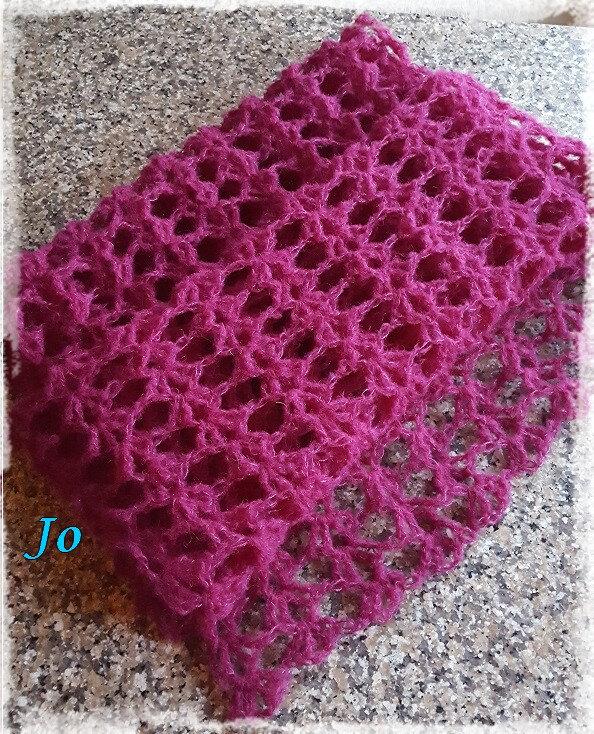 echarpe drops crochet (3)