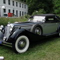 Horch 853a sport cabriolet 1938