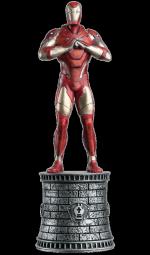 iron man eaglemoss chess