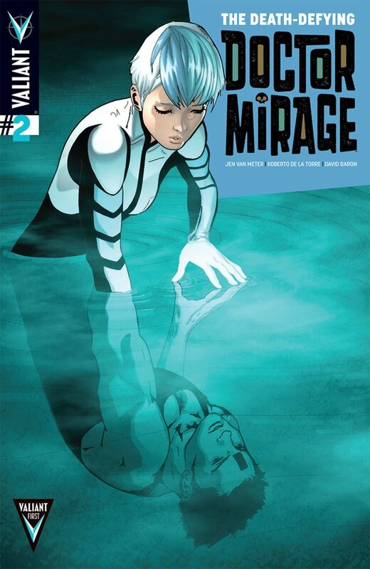 death-defying doctor mirage 2