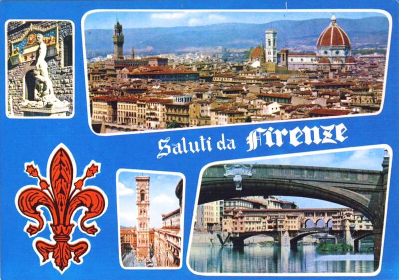 CPM Italie Florence