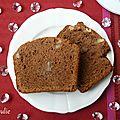 Cake ultra moelleux aux noix