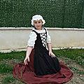 costumes médiévaux / fêtes médiévales