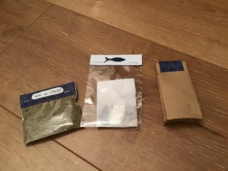 cadeaux loaded enveloppe