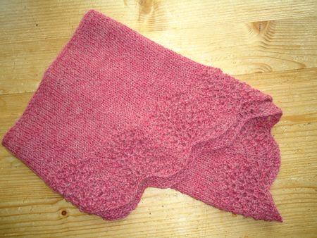 shawl plié