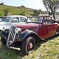 Citroën traction avant cabriolet 1935