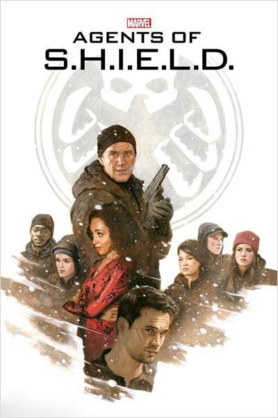 Agents of Shield (affiche)
