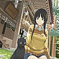 Flying witch [ manga, tome 1 ]