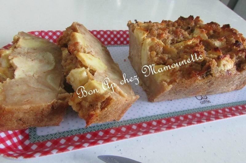 pudding pain magdalenas spéculoos pommes du verger 019-