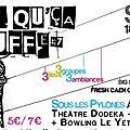 Pan d, big bang cosmique et fresh caen camps à l'affiche de la soirée «faut qu'ça chauffe» - coutances - samedi 23 novembre 2013