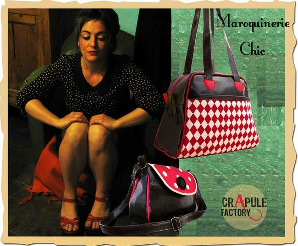 banniere sliver pin up craquante chic !!