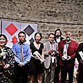 02.Vernissage de l'expo Origami ''Tetsuya GOTANI'' à Ambert