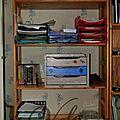 Relookage de la boîte à tiroirs